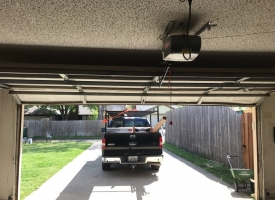 Overhead Garage Door Replacement: Residential