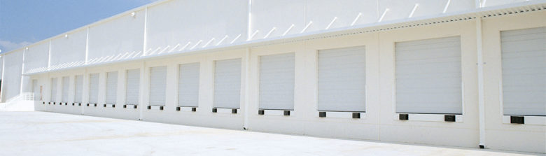 Commercial Garage Doors in Dallas, TX