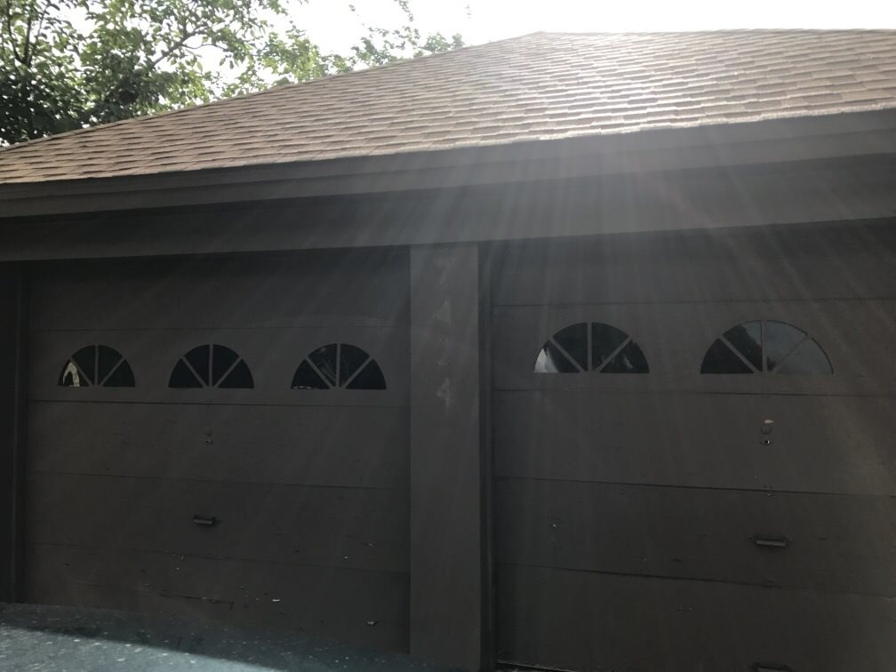 Residential Garage Doors Replacement Repair Service