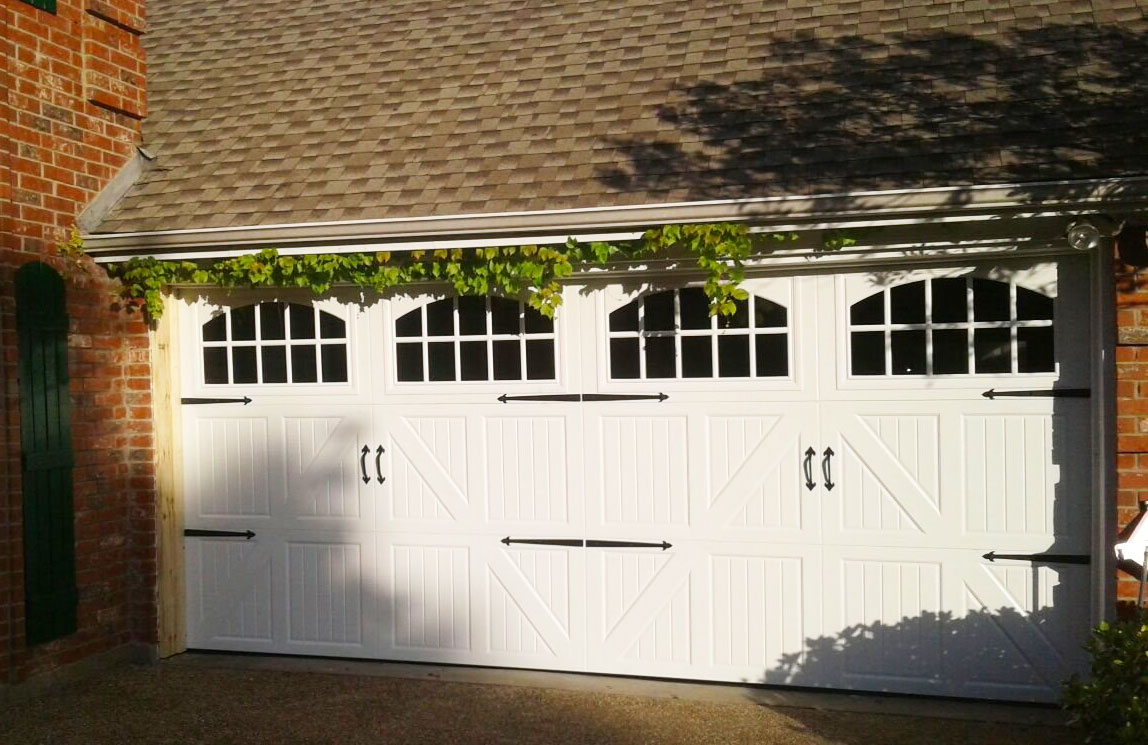 Texas Residential Garage Doors Replacement Repair In