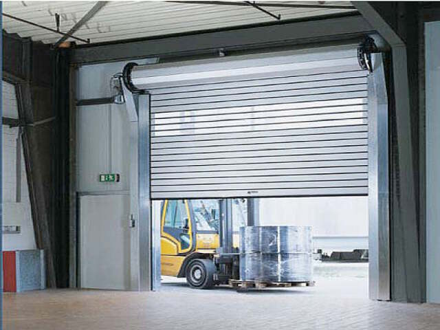 Nice Commercial Roll Up Doors