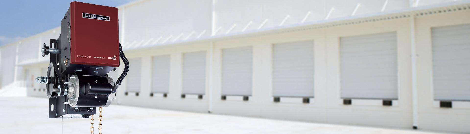 commercial garage door openers residential roll up doors in dallas fort worth
