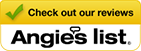 Check out our reviews on Angie's List (opens in a new tab)