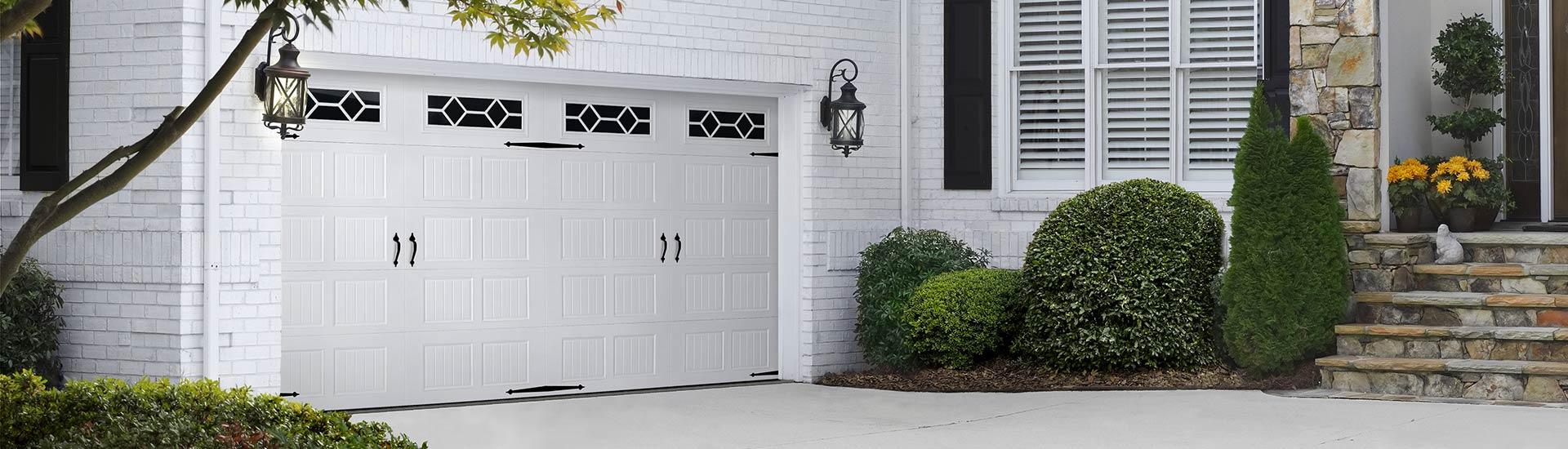 Residential garage door dallas bnr complete overhead door for Dallas garage doors
