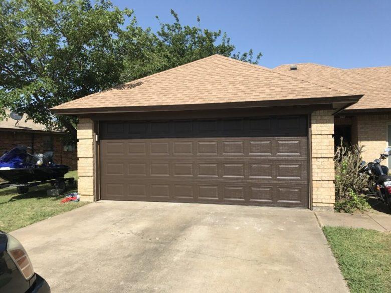 Coppell garage door replacement
