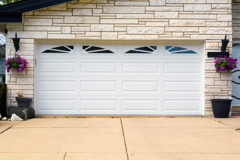 Mesquite TX home garage door