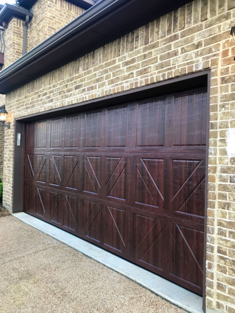 Garage Door Replacement in Lewisville, Plano, Richardson TX, Rockwall TX