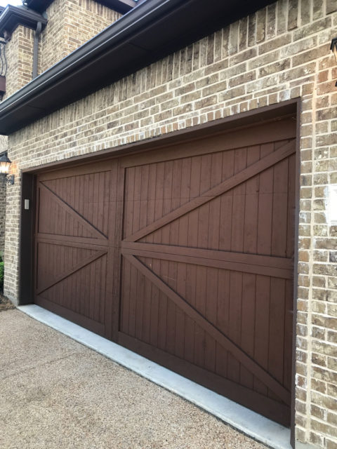 Garage Door Installation in Allen TX, Sachse, Rockwall TX