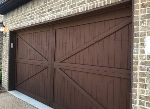 Garage Door in Frisco, Rockwall TX, Allen TX, Richardson TX, Dallas