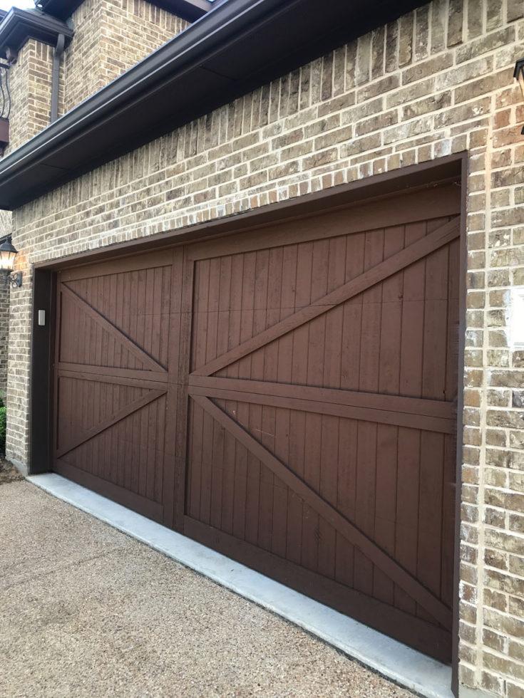 Garage Door Service in Allen, TX, Fort Worth, Dallas, McKinney, Plano
