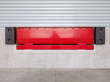 Edge of Dock Levelers in Richardson, Dallas, Plano, McKinney and Fort Worth, TX