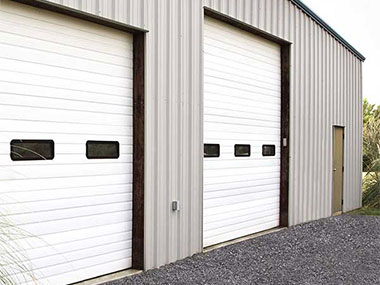 Sectional Doors in Plano, McKinney, Fort Worth, Richardson, and Dallas, TX