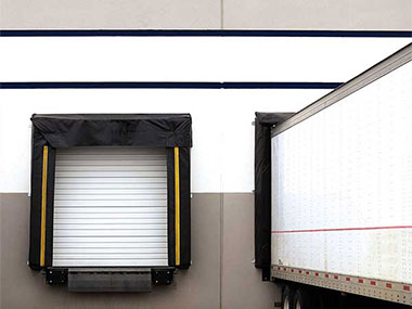 Dock Seals and Shelters in Fort Worth, McKinney, Plano, Dallas, and Richardson, TX